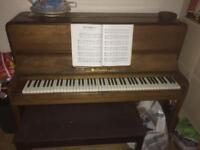 Molineux piano