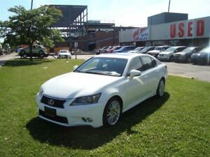 2013 Lexus GS 450h ~ FULLY LOADED ~ NAVIGATION ~ BACK-UP CAMERA