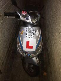 Moped spare or repair