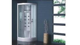 Hydro Massage Shower Cubicle with mirror MJY-8033 (BRAND NEW - BOXED)