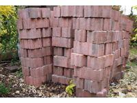Block paving bricks - Unused