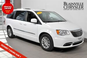 2016 Chrysler Town & Country TOURING-L CUIR! CAMÉRA DE RECUL
