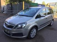 Vauxhall Zafira 2.2 i 16v Life 5dr HPI CLEAR