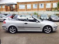 SAAB 9-3 CONVERTIBLE ,VECTOR .150 BHP,2.0 Petrol AND GES ,Mileage 109k