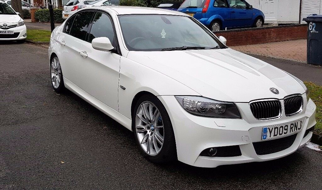 BMW E90 330D Msport - Rare Manual - Low Mileage