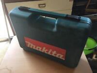 MAKITA 14.4v battery drill (no batteries)