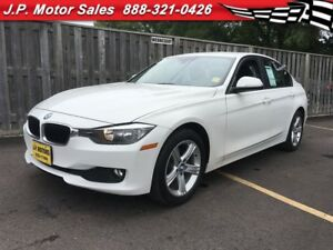 2015 BMW 3 Series 320i xDrive, Auto, Leather, AWD, Only 37,000km