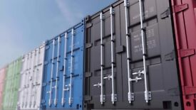 Self Storage Containers to rent, close to Colchester A12 & A120. £110 / month