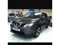 Nissan Qashqai- Under Manufacture Warranty