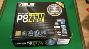 Asus P8Z77-V motherboard (as is see ad)