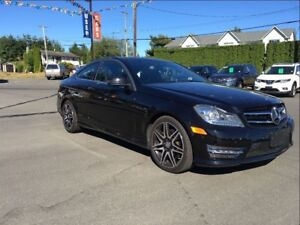 2014 Mercedes-Benz C350 4MATIC -