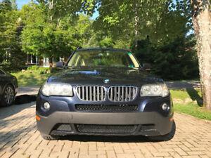 2008 BMW X3 VUS