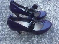 Shoes size: 7