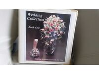 Book on beautiful flower arrangements for Weddings and occasions