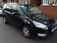 Ford Galaxy 2.0 Diesel 2008 black 7 seater