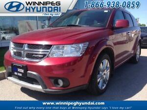 2011 Dodge Journey R/T AWD Leather