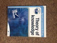 theory of knowledge tok ib helpbook ib prepared