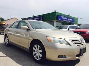 2007 Toyota Camry XLE! FULLY LOADED! NEW SAFETY! CLEAN TITLE!