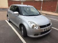 SUZUKI SWIFT 1490cc VVTS ONE PREVIOUS OWNER FULL SERVICE LOW MILEAGE