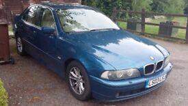 BMW 530D AUTO spares or repair
