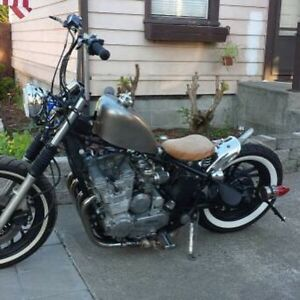 Old school bobber