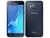 Samsung Galaxy J3 2016, Black, Dual Sim, New, Boxed, Unlocked/visit shop.