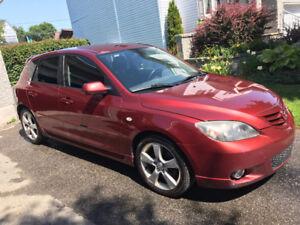 2006 Mazda 3, BON ÉTAT