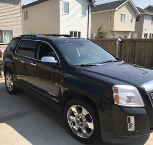 Must sell!!! 2012 GMC Terrain fully loaded leather AWD 13500