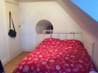 Private Double Room Available 3 Minutes to Brockley Cross in Large Shared Flat