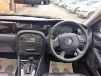2005 Jaguar X-TYPE 2.5 V6 Sport (AWD) 5dr Petrol black Automatic