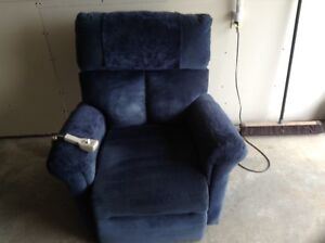 Power lift / electric recliner chair