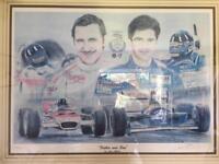Formula One Artwork