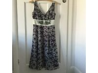 Coast evening dress Size 8