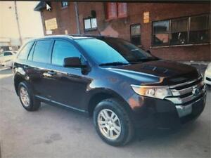 2011 FORD EDGE TRES PROPRE AUT + AC + G.ELECTRIC + MAGS...