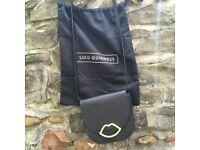 Black Lulu Guinness handbag