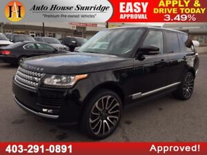2013 RANGE ROVER SUPERCHARGED NAVIGATION BACKUP CAMERA
