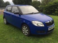 SKODA FABIA HTP 60 2010(59) 5DR HATCHBACK 12 MONTHS MOT IMMACULATE CONDITION MUST SEE**