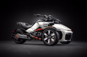 2015 Can Am Spyder F3-S / Brand New