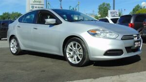 2013 Dodge Dart SXT - ONLY 42,600 KMS - EXTENDED WARRANTY