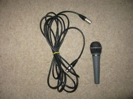 Stageline DM 2100 Dynamic Studio Mic