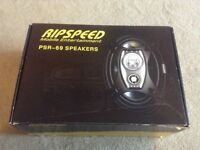 New Ripspeed Speakers