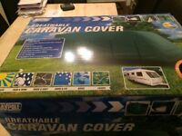 Maypole breathable caravan van cover brand new 14 foot ..never opened cost £99 ..quality cover