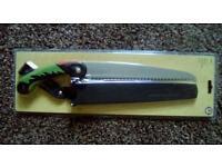 Pruning saw / garden shears new