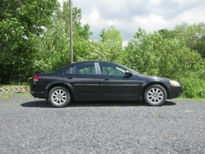 2003 Chrysler Sebring LXi Berline