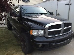 2003 dodge 2500 4x4 quad cab long box