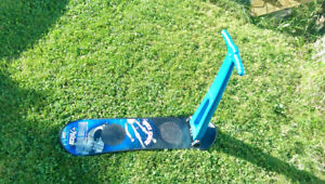 Scooter des neiges Pelican / Pelican Space Scooter Snowboard