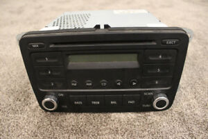 FOR SALE 2006 VOLKSWAGEN VW JETTA AM FM RADIO CD STEREO