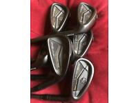 Wilson Staff FG TOUR M3 forged irons 4-PW+GW (Belfast)