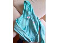 Ladies Converse hooded top