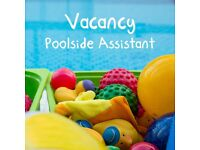 Poolside Assistant Vacancy